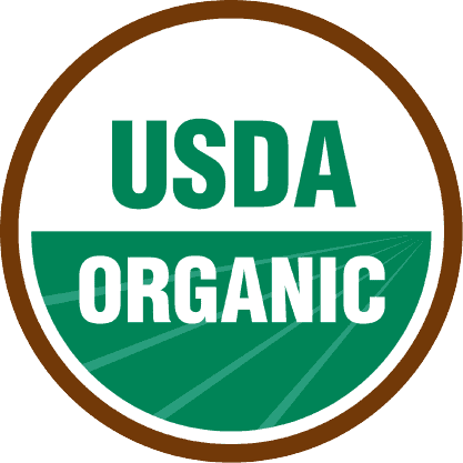 Organic Chlorella Tablets, Organic Certificate