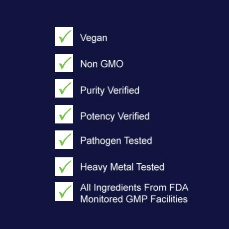 Organic Chlorella Tablet Product Info