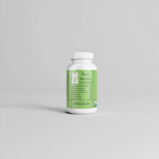 Organic Multivitamin