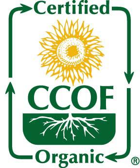 Top Organic Certification On Our Flagship Product
