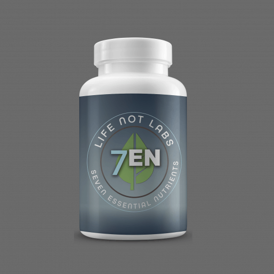 7EN Immune Support Multivitamin, with quercetin, bromelain, zinc, vitamin D, Vitamin C and more