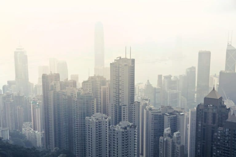 Air Quality In Homes As Bad As In Major Cities