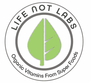 Life, Not Labs- organic vitamins from super foods